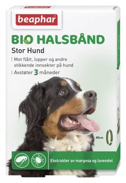 Bilde av Beaphar bio-halsbånd stor hund