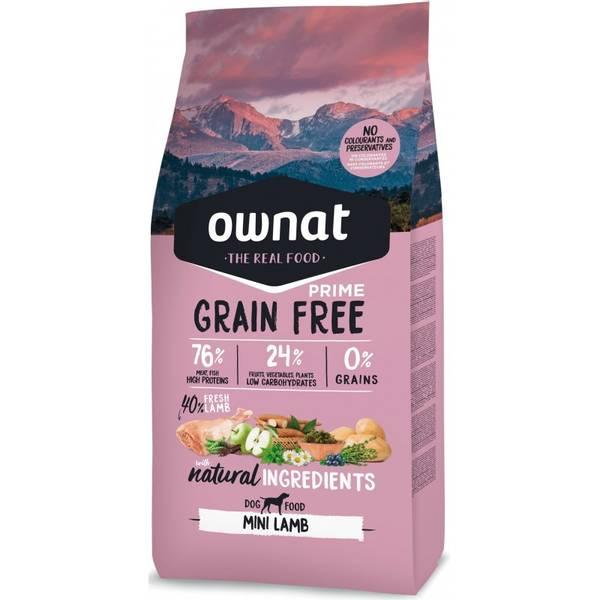 Bilde av Ownat grainfree mini adult lam 3kg